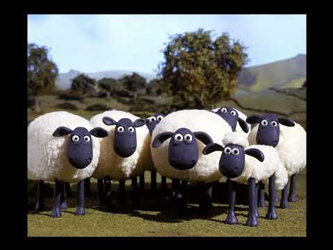 shaun the sheep opening theme song|| opening song full || in english||