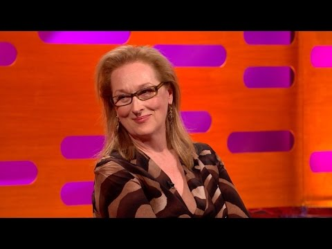 Meryl Streep reveals her worst performance - The Graham Norton Show: Episode 4 - BBC One