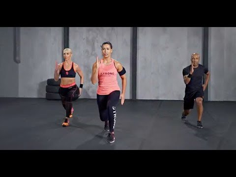 Download INTENSE CARDIO/TONING WORKOUT STRONG BY ZUMBA® 20 MINUTE DEMO HD Mp4 3GP Video and MP3