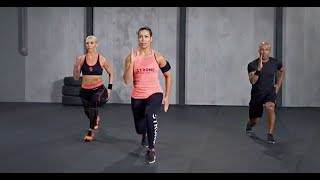 INTENSE CARDIO/TONING WORKOUT STRONG BY ZUMBA® 20 MINUTE DEMO