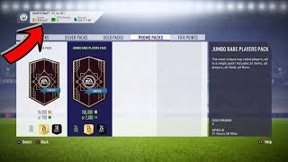 FIFA 18 - 750,000 COIN PACK OPENING! 5 SPECIAL CARDS IN 1 PACK! FUTTIES PACK OPENING!