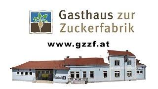 preview picture of video 'Willkommen im Gasthaus zur Zuckerfabrik'