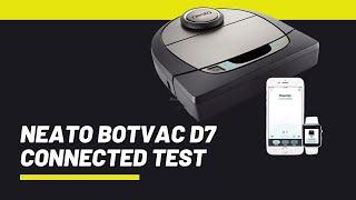 Neato Botvac D7 Connected Staubsaugerroboter im Test