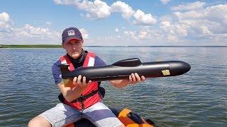 ПОДВОДНАЯ ЛОДКА НА РАДИОУПРАВЛЕНИИ / Dumas Akula RC submarine