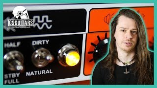 Headroom: The Secret Of Tone | Low Vs High Power Amplifiers