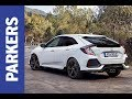 Honda Civic Hatchback Review Video