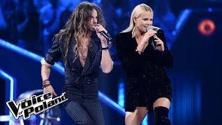 "Maria Sadowska  vs Michał Szpak - ""Sweet Dreams"" - Bitwy - The Voice of Poland 8"