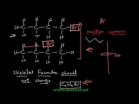 FSc Chemistry Book2, CH 7, LEC 19: Structural Isomerism (Part 1)