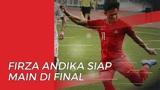 Lawan Vietnam di Final, Bek Timnas U-22 Indonesia: Kondisi Saya 90 Persen