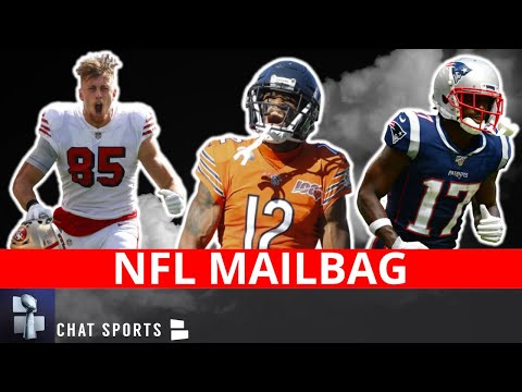 George Kittle Extension? Jadeveon Clowney's Next Team? Antonio Brown Future? | NFL Rumors Malbag