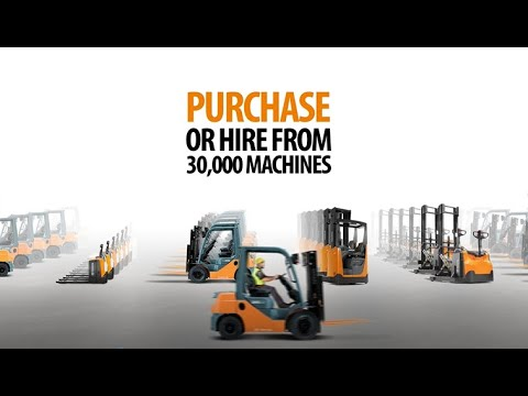 When you have to make every cent count without lessening productivity, renting from Toyota Material Handling is the smart choice.