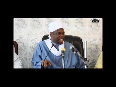 Ramadan Tafsir day 5 by Fadeelat Sheykh (Dr.) Sulaiman Faruq Onikijipa