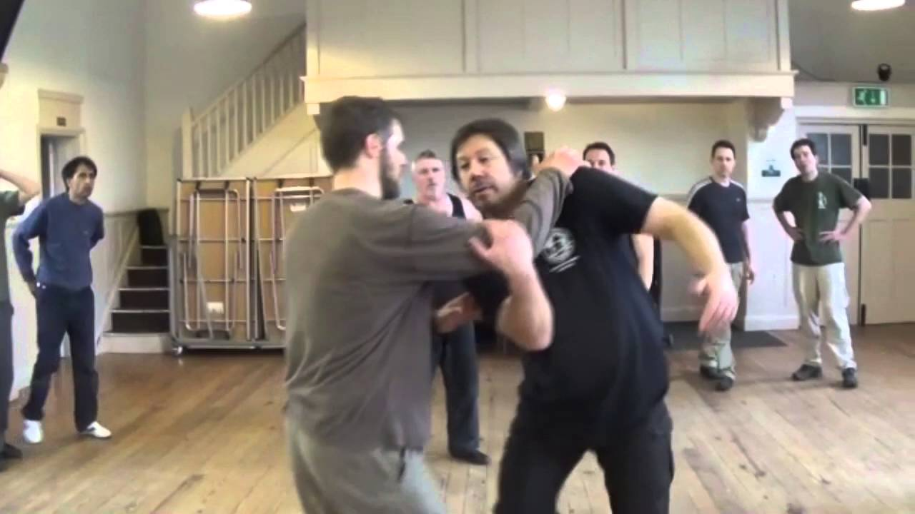Systema Workshop - Close Range Work