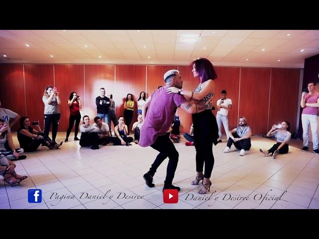 Daniel & Desiree - Romeo Santos - Sobredosis feat Ozuna