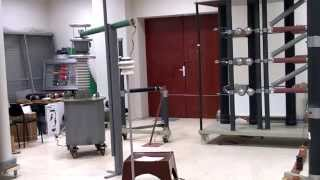 Yüksek Gerilim Tekniği ve Laboratuvarı Deney1 (HD GÖRÜNTÜ)