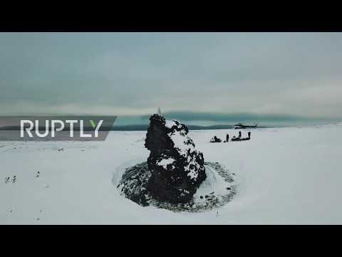 Russia: Prosecutors travel to Dyatlov Pass in order to solve 60-year-old mystery