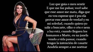 Paula Fernandes - Humanos a Marte (part. Chayanne) Letra