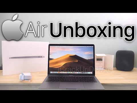 Обзор Apple MacBook Air 13 Mid 2019