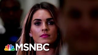 From 'Hope And Change' To 'Hope And Obstruction Of Justice' | Deadline | MSNBC