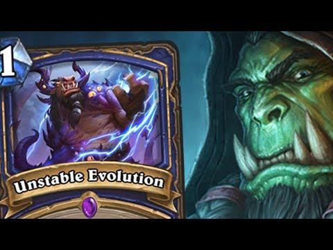 CHAMAN EVOLUTION INSTABLE