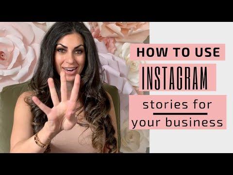 Using instagram stories for business|Instagram for Business Tips 2019
