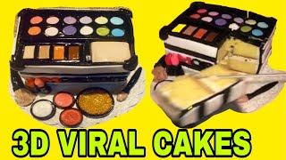 3D Cakes Cutting Compilation