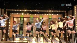 [HD] 100131 SNSD Show Show Show