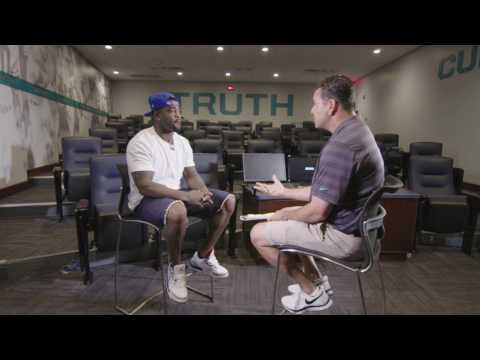 One-On-One with Reshad Jones