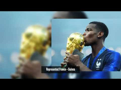 African Born Footballers Who Chose To Represent European Countries