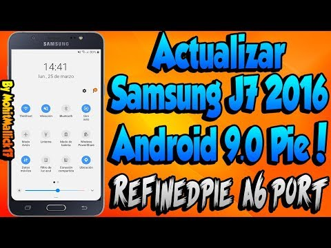 Best Custom Rom For J7 2016