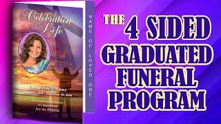 Graduated Fold Program Templates - 2-Page Offset Step Fold Programs