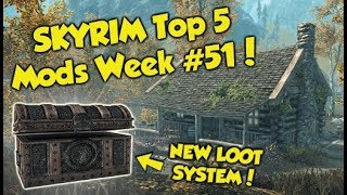 Skyrim Remastered Top 5 Mods of the Week #51 (Xbox One Mods)