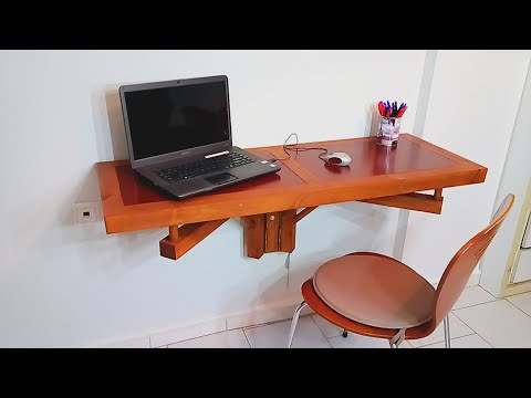 How To Make A Folding Desk Mp3