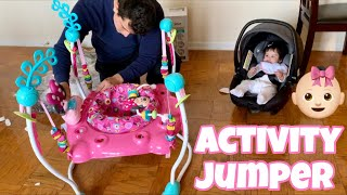 MINNIE MOUSE PeekABoo Activity Jumper | Assembly