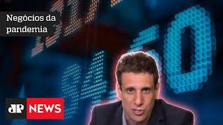 Samy Dana: Bilionários vivem altos e baixos na pandemia com chegada de vacinas