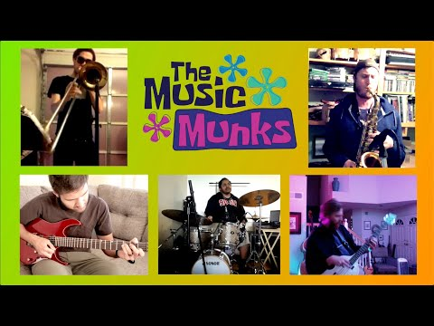 """The Music Munks perform """"Red Reed"""" (Quarantine Edition) Joey Earnest: Sax/Piano/Drum Machine Composed and Produced by Joey Earnest"""