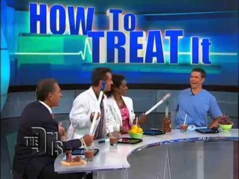 Reduktion der Hoden aufgrund Prostatitis