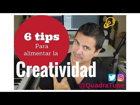 6 Tips para alimentar la creatividad | Composicion musical