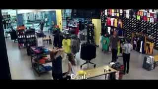 ellen show:kevin the cashier at footlocker(THE ELLEN SHOW-2013)