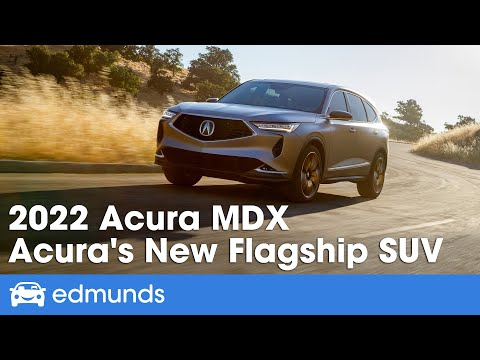External Review Video eX-1netEShg for Acura MDX Mid-Size Crossover (4th-gen)