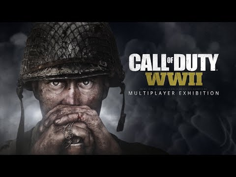 Call of Duty WWII Multiplayer Exhibition