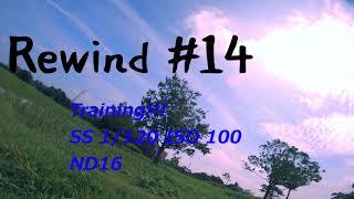 U199 3Inch FPV Drone FreeStyle/GoproLite(hero7)/Rewind Training#14