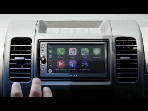 Sony XAV-AX100 Radio Review