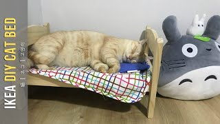 DIY Cat Bed - How To Make A Cat Bed