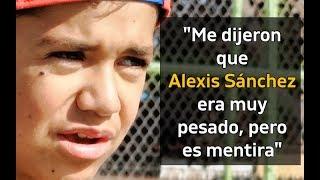 """Marco Baeza Por Alexis Sánchez: """"Me Dijeron Que Era Muy Pesado, Pero Es Mentira"""""""