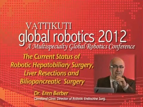The Current Status of Robotic Hepatobiliary Surgery