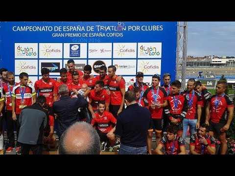 Test-20: Cto de España de Triatlón por Clubes de Gijón. TeamClaveria Files 09/2016