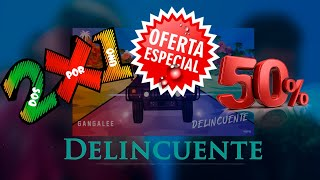 "🎹{FREE}""DELINCUENTE"" Type Beat Dance Hall-Reggae   Farruko❌Anuel AA❌Kendo Kapone  Instrumental 2019"