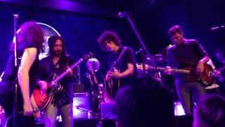 Regina Spektor, Jack Dishel, Mike Campbell (Tom Petty) - Stones Fest - Jumping Jack Flash