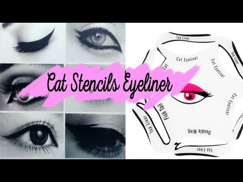 Top 5: Best Cat Stencils Eyeliner 2019 || 100% Brand New And High Quality
